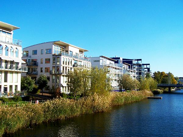 sostenibilità ad hammarby sjöstad stockholm