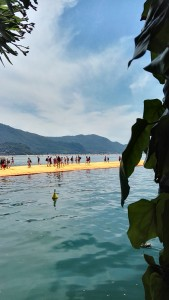 Christo - The Floating Piers